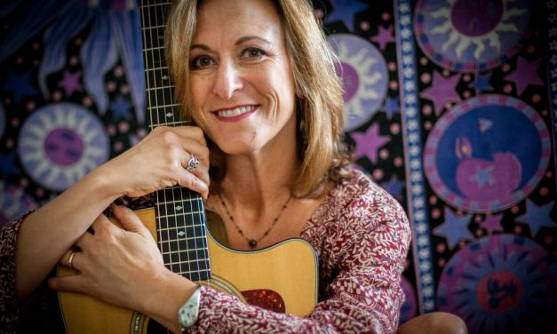 MUSIC MENTOR | Musician and teacher Jodi Farrell helps students find their voice