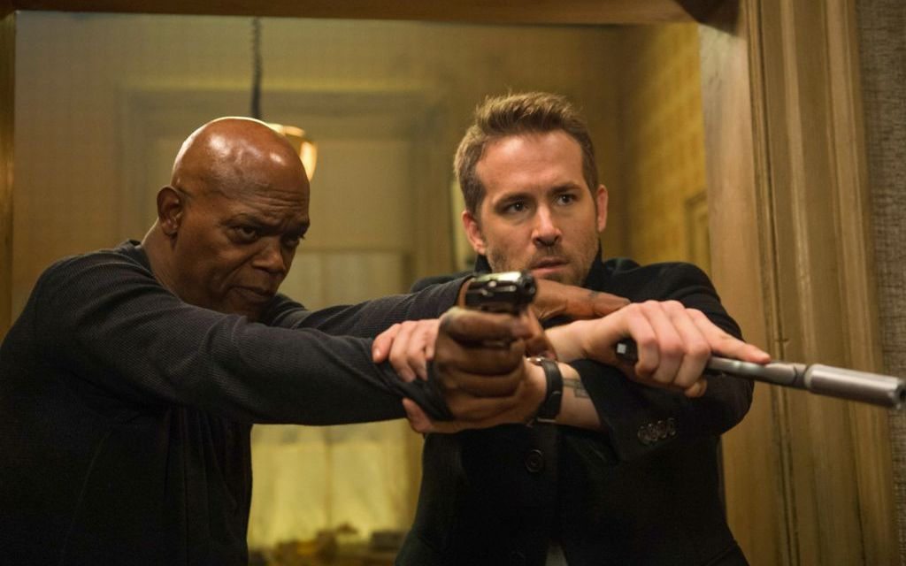 <em>THE HITMAN'S BODYGUARD</em> | For those who love crashes, laughs and four-letter words
