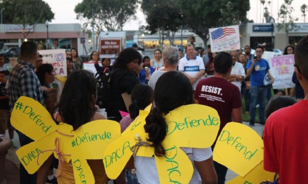 PLANET OXNARD | Trump's decision to end DACA spurs protest