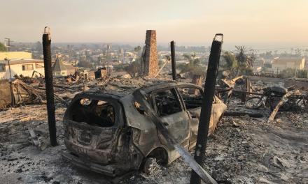 THOMAS FIRE   Price gouging after declared emergencies is unlawful