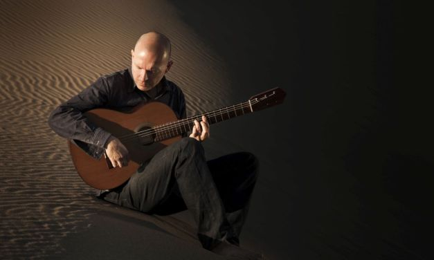 "QUIET STORM | Ottmar Liebert and Luna Negra bring ""slow music"" to The Canyon"