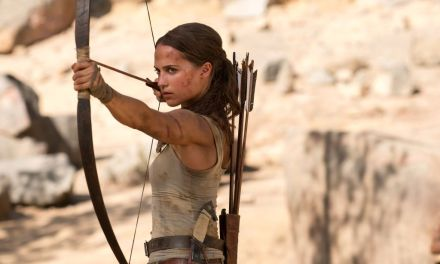 <EM>TOMB RAIDER</em> | Another star launches into action