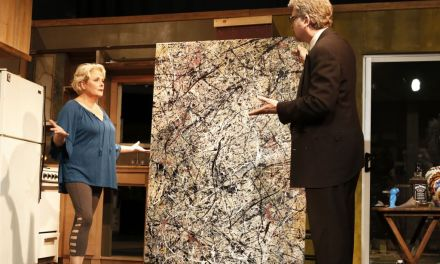 ON STAGE | <em>Bakersfield Mist</em> at the Ojai Art Center Theater