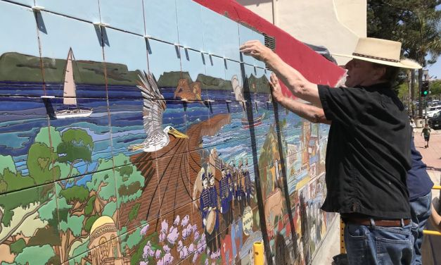 FINISH LINE IN SIGHT | Ventura Historic Mural to be unveiled May 6