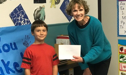 KINDNESS CORNER | Reader steps up with donation