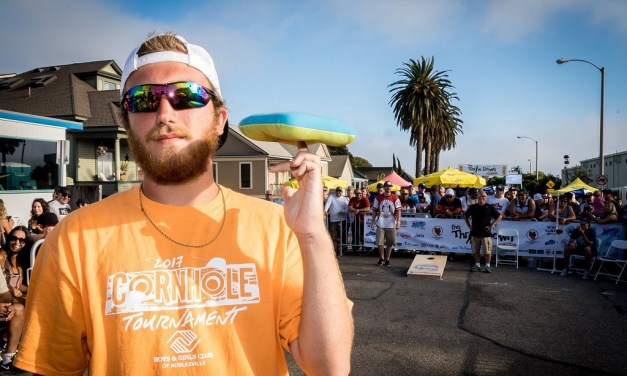 WHO'S ON FIRST | Cornhole returns to Ventura, charity golf in Ojai