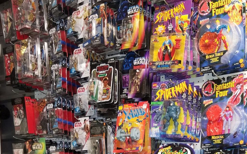 TOYLAND   Ventura Theater hosts the first-ever Ventura County Toy Con this weekend
