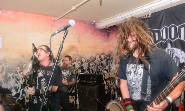 EVERLASTING DOOM | Darkness descends on Ventura when Doom and Phobia come to The Garage