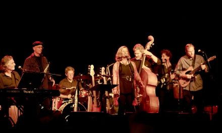 A CELEBRATION OF JONI MITCHELL | Kimberly Ford and her band channel the music legend at the Namba Performing Arts Space
