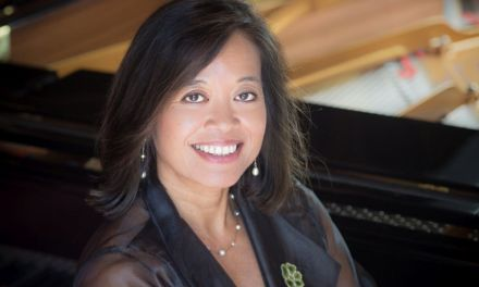 "EASTERN INFLUENCE | Pianist Miriam Arichea looks to China for CHICO's ""World Music Gala"""