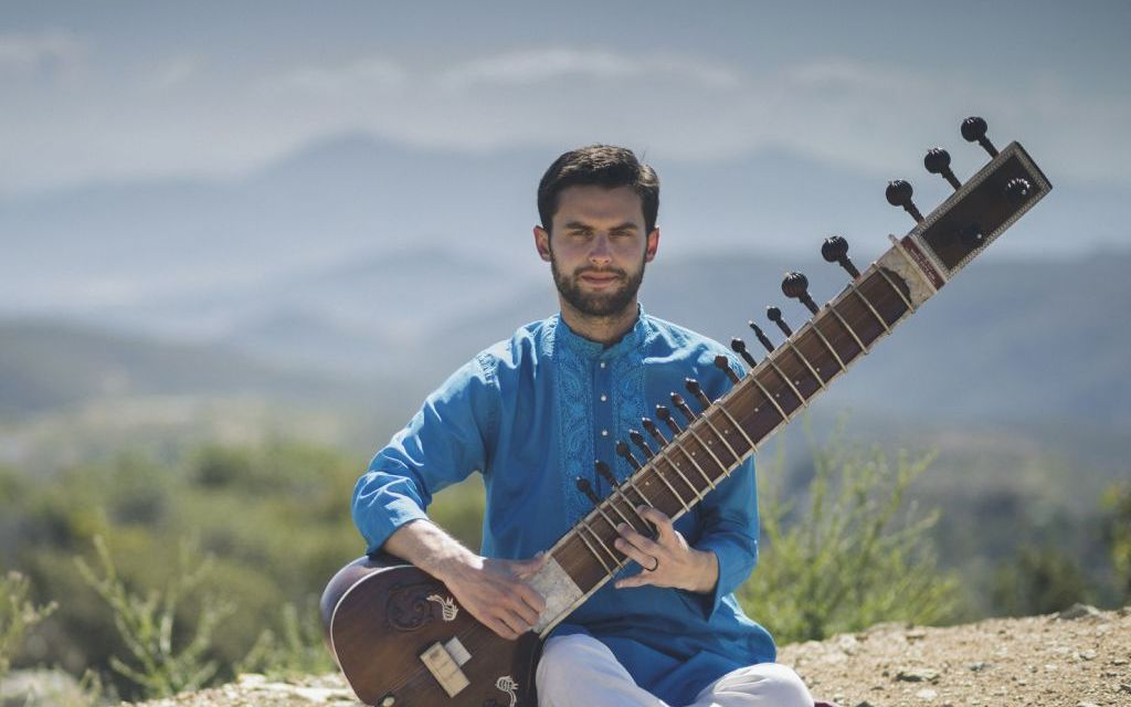 OPENING UP THE MIND'S EYE   Sitarist Will Marsh to perform in Ventura