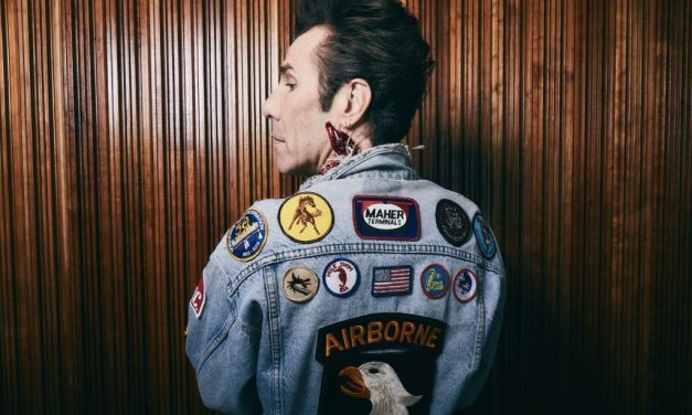 COOL CAT | Stray Cat Slim Jim Phantom will strut into Discovery this weekend