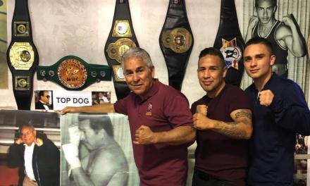 RARE BREED OF FIGHTERS | Five generations of boxers in Simi Valley with a murder for hire plot twist
