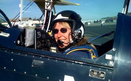 VENTURA COUNTY 99s | Santa Paula female pilot to perform at Wings Over Camarillo