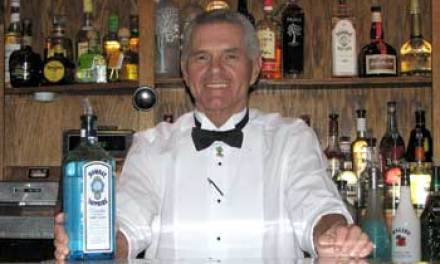 Farewell, Mr. Bartender, sir