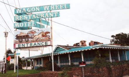 Demolition of Wagon Wheel imminent