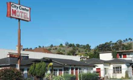 Motel Homeless: City Center may be an option