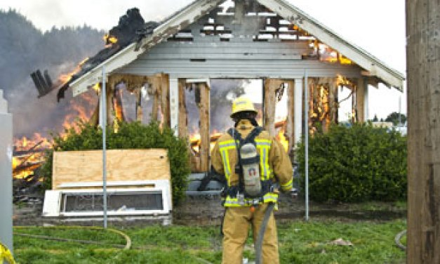 Historical homes in Oxnard meet a fiery grave this week