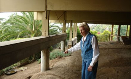 Ventura woman remains irrepressible over land use issue