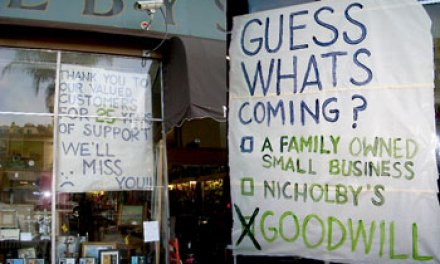 Goodwill signs lease for Nicholby's spot in Ventura