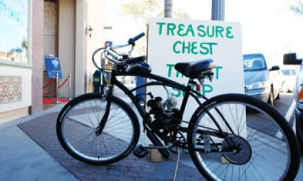 Officers upping enforcement on illegal gas-powered bicycles