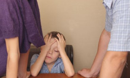 The impressionable child: Divorce battles and their influence on children