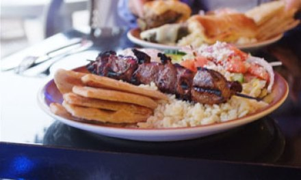 Perfect pita and more at the Greek House