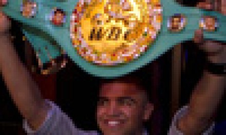 Victory for Victor Ortiz
