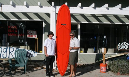 Ventura Surf Club – the long and short of it