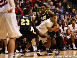 VCU will look to force more than the 11 turnovers they tallied in their first meeting against Richmond.