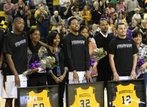 Half of VCU's 2007 class played all four years at VCU, but finished as ESPY winners.
