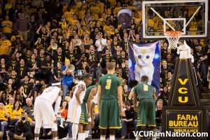 VCU will open Atlantic 10 play against rival George Mason on January 2 at the Stuart C. Siegel Center.