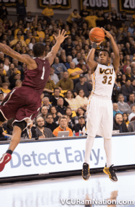 Melvin Johnson led VCU with 13 points in VCU's last win against Fordham.