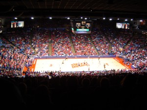 VCU won in University of Dayton Arena for their first time since defeating USC there on the road to the 2011 Final 4.