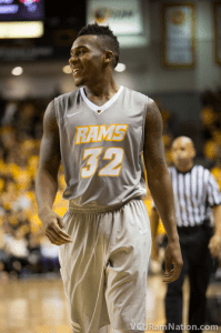 Melvin Johnson led VCU with a game-high 18 points in Saturday's win at Cincinnati.