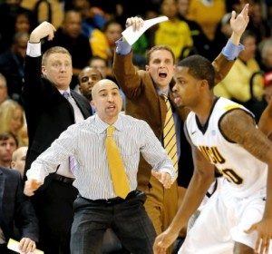 Mike Rhoades (left) and Will Wade (right) are two former VCU assistants that will most likely be on VCU's shortlist as possible Shaka replacements.