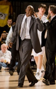Radford head coach Mike Jones returns to the Stu for the first time since serving as an assistant under Shaka Smart and alongside Will Wade in 2011.