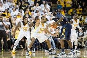 The road team has won every meeting in the VCU v La Salle three-game series since the two become Atlantic 10 conference mates.