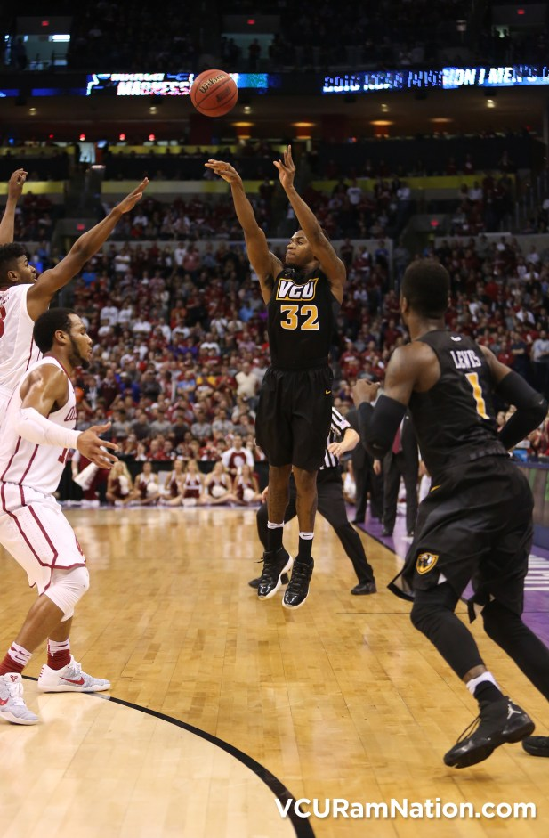 Melvin Johnson's 535 shot attempts were the most at VCU since Eric Maynor's 536 in 2009.