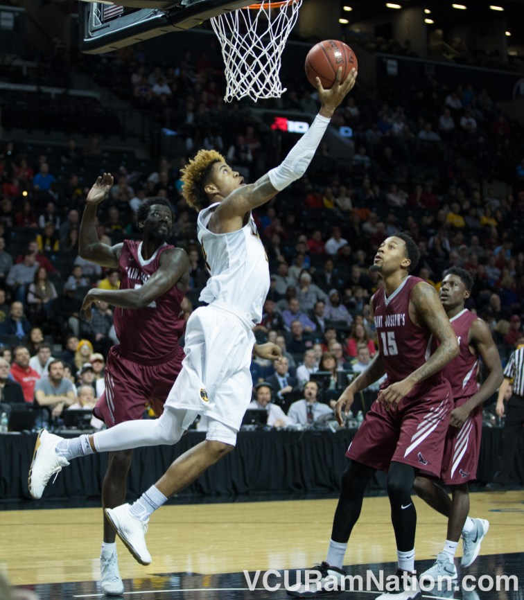 VCU will look for a bit of revenge when taking on St. Joe's for the first time since last season's A-10 tournament championship loss.