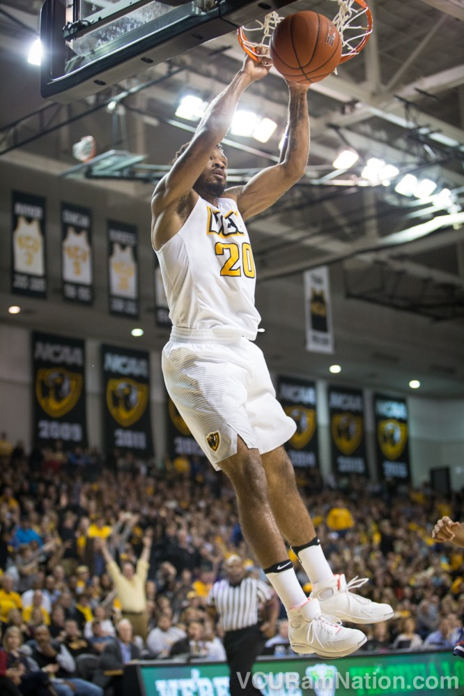 VCU will look to snap a two-game losing streak when hosting one of the nation's hottest offenses at 2pm today.