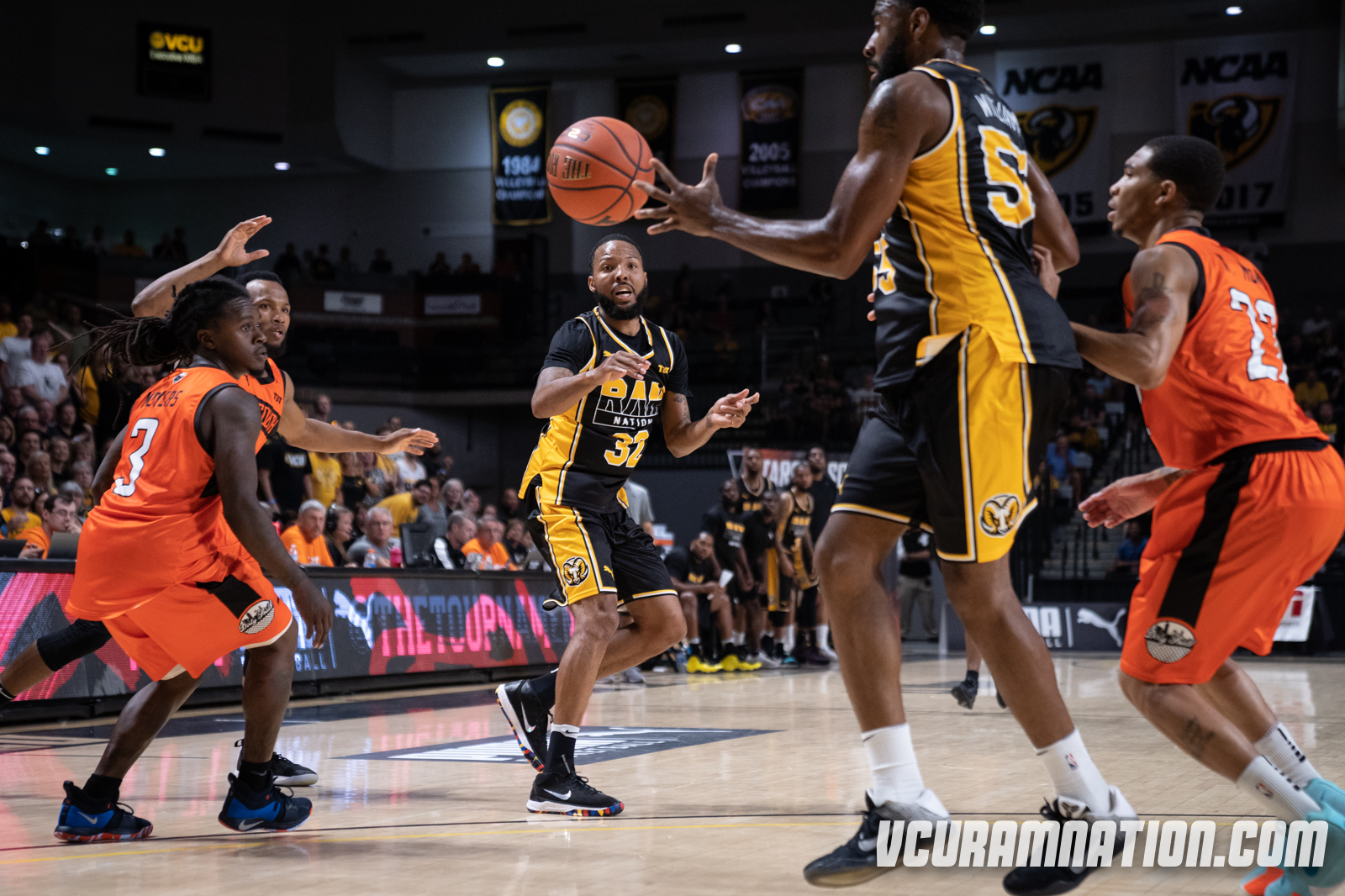 """Team Ram Nation gets """"Super 16"""" rematch with DRC in TBT first round"""