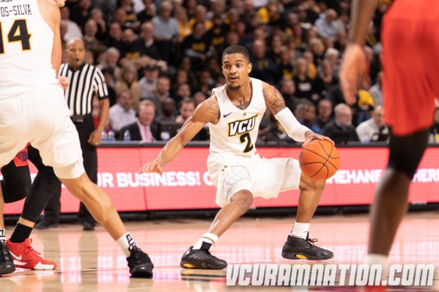 Marcus Evans named to Cousy Award Watch List – Ram Nation