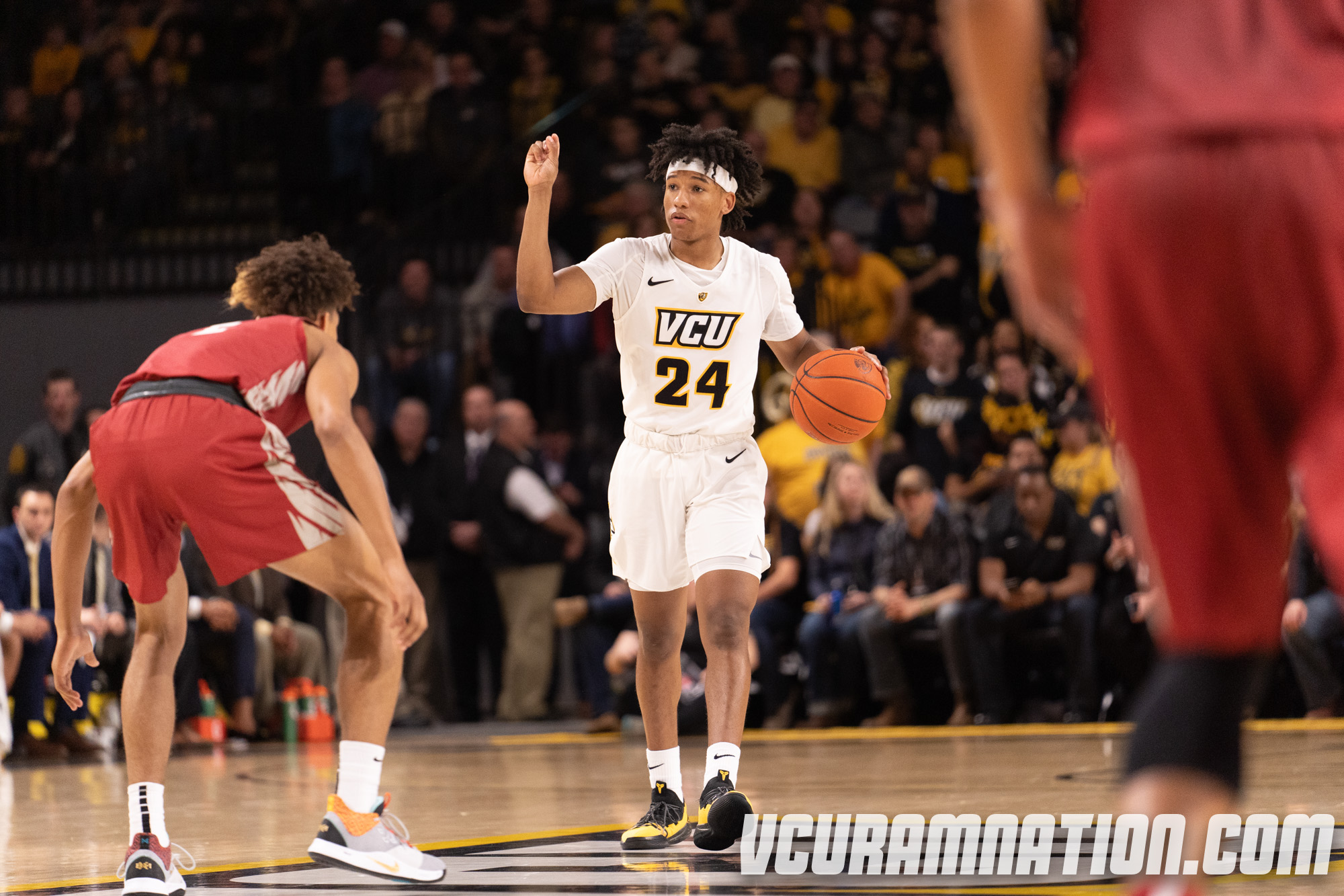 P.J. Byrd announces his departure from VCU