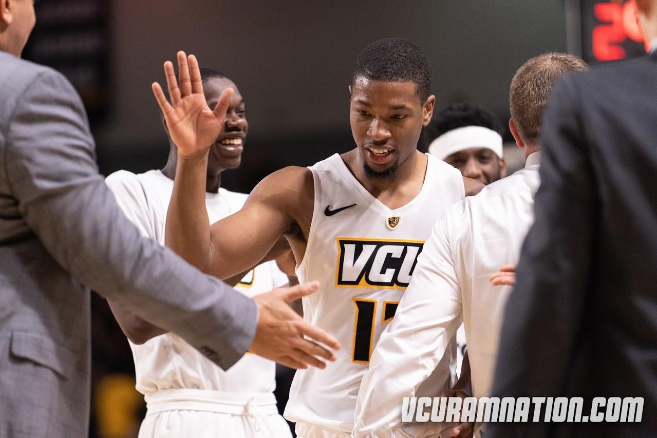 Photos: a look back at VCU senior Malik Crowfield
