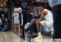 Bob McKillop and his Davidson Wildcats are all that stands in the way of VCU finishing in the top half of the A-10 conference