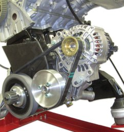 abf style adjustable alternator kit [ 1200 x 798 Pixel ]