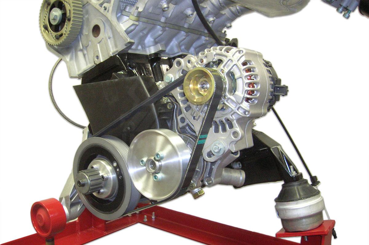 hight resolution of  abf style adjustable alternator kit