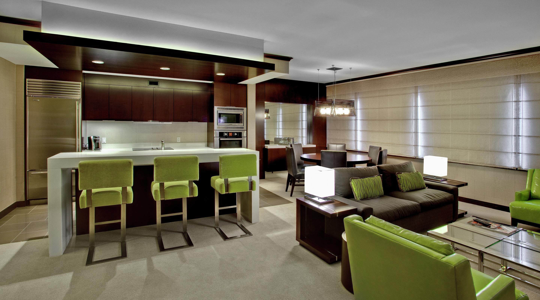 2 Bedroom Suites Las Vegas  Vdara Hospitality Suite  Vdara Hotel  Spa
