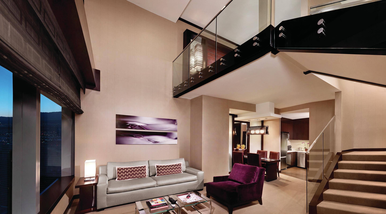 Two Bedroom Hotel Suites  Vdara Hotel  Spa
